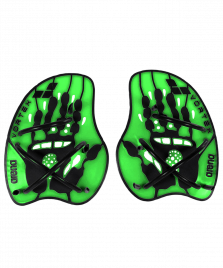 Лопатки Vortex evolution hand paddleAcid lime/Black, 95232 65, размер M