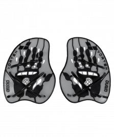 Лопатки  Vortex evolution hand paddle Silver/Black, 95232 15, размер L